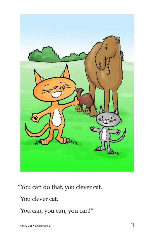 Book Preview For Crazy Cat Page 11