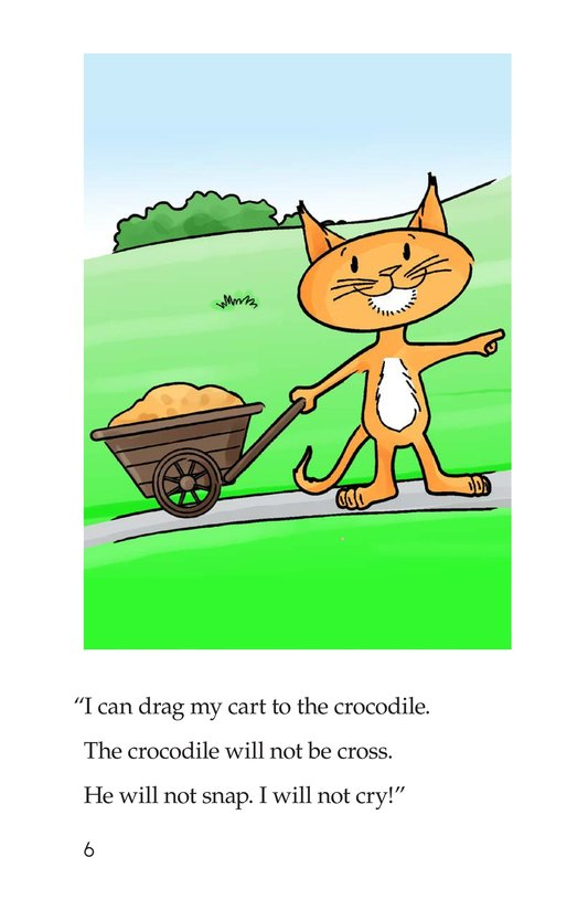 Book Preview For Crazy Cat Page 6