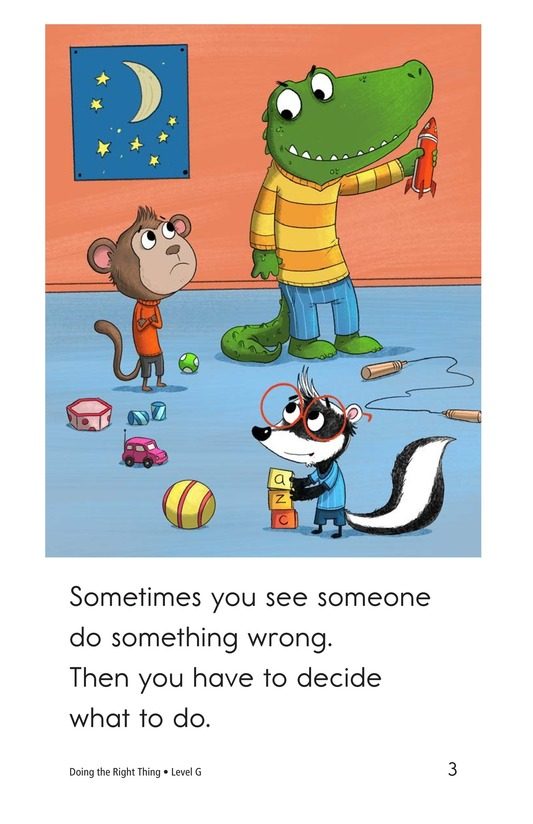 Book Preview For Doing the Right Thing Page 3