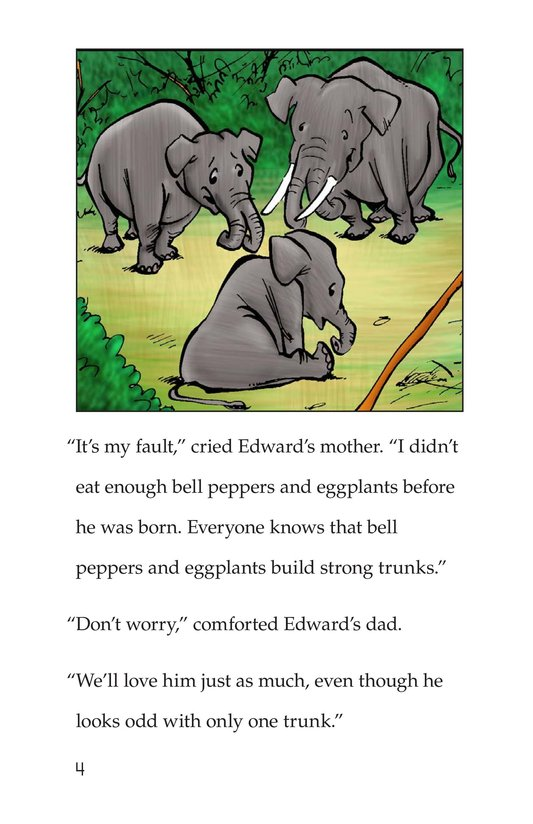 Book Preview For Little Eddie One Trunk Page 4