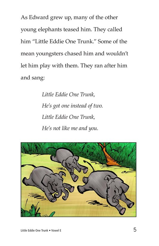 Book Preview For Little Eddie One Trunk Page 5