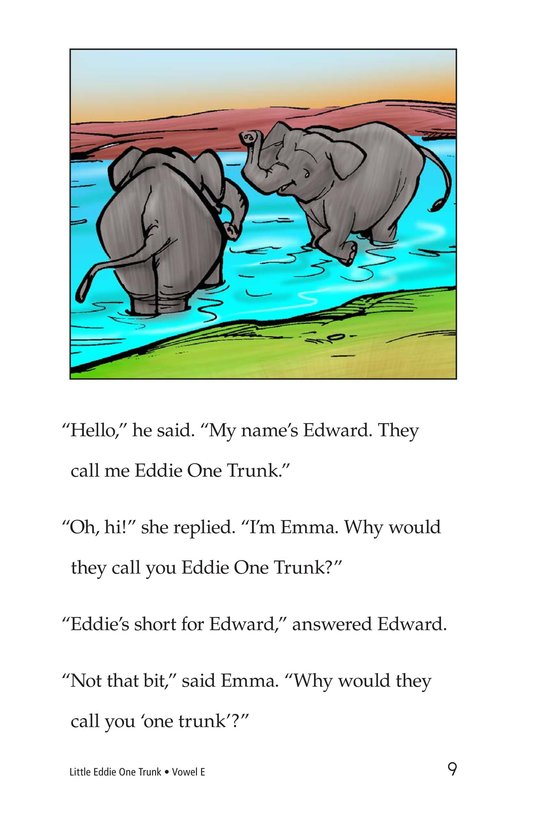 Book Preview For Little Eddie One Trunk Page 9