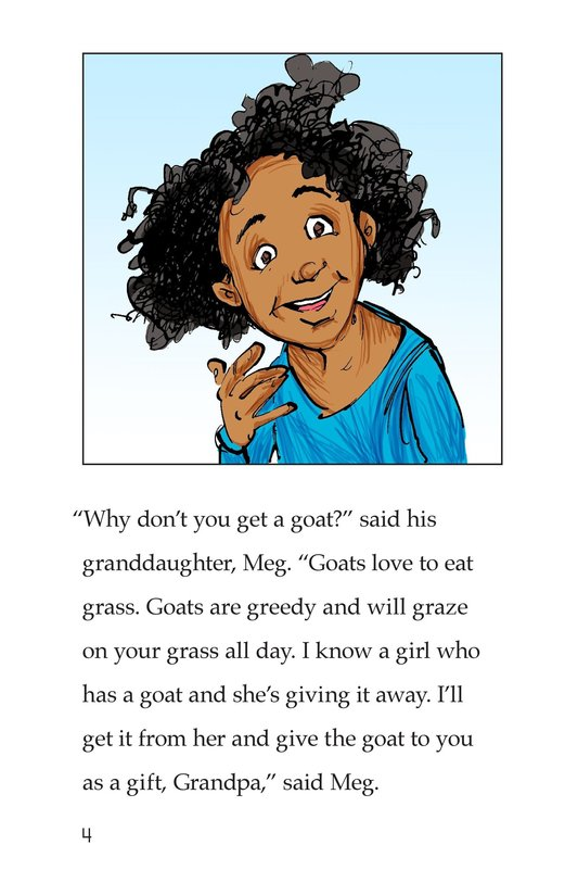 Book Preview For Grandpa's Goat Page 4