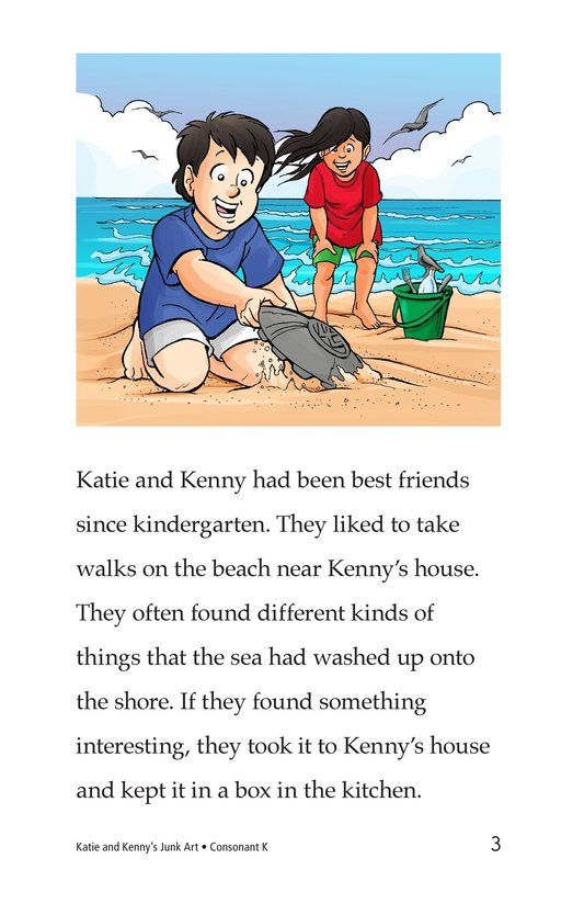 Book Preview For Katie and Kenny's Junk Art Page 3
