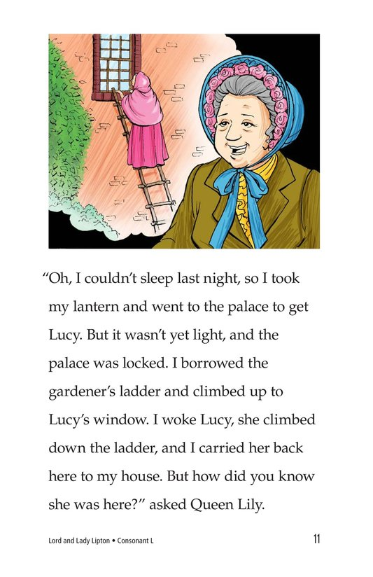 Book Preview For Lord and Lady Lipton Page 11