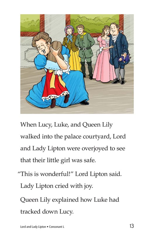Book Preview For Lord and Lady Lipton Page 13