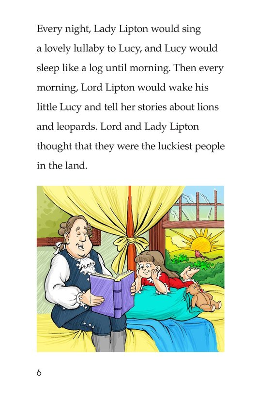 Book Preview For Lord and Lady Lipton Page 6