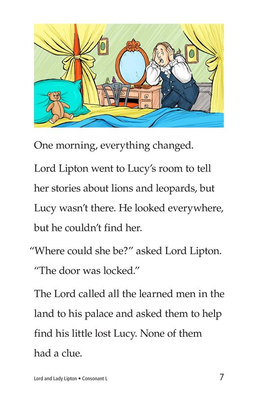 Book Preview For Lord and Lady Lipton Page 7