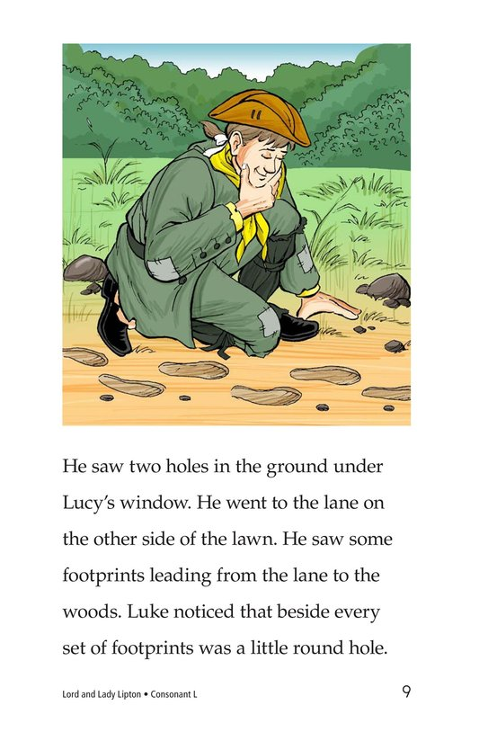 Book Preview For Lord and Lady Lipton Page 9