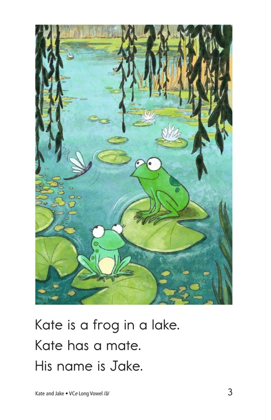 Book Preview For Snake and Ape Page 3
