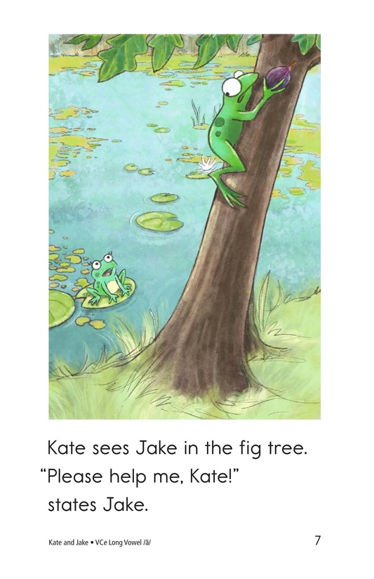Book Preview For Snake and Ape Page 7