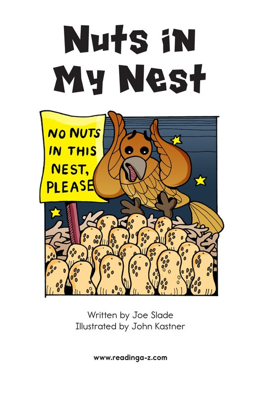 Book Preview For Nuts in My Nest Page 2