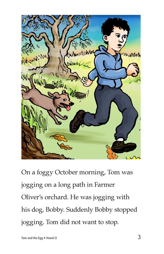Book Preview For Tom and the Egg Page 3