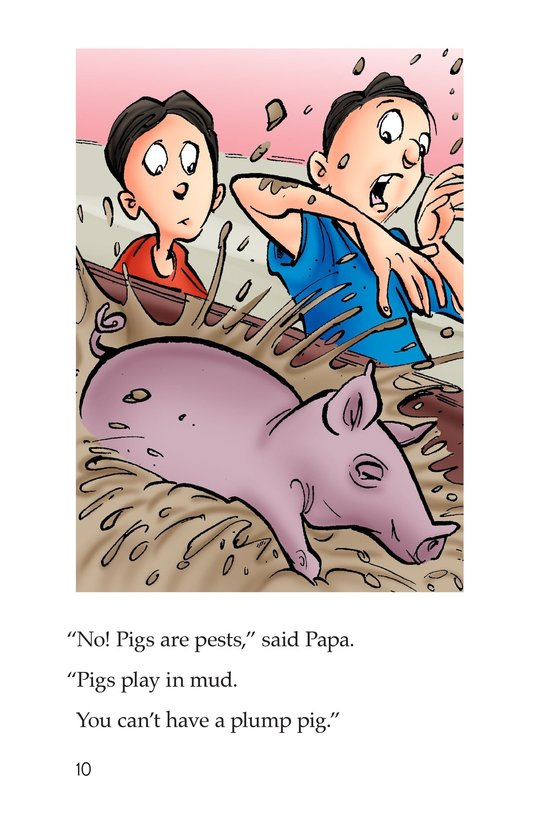 Book Preview For Pets Are Pests Page 10