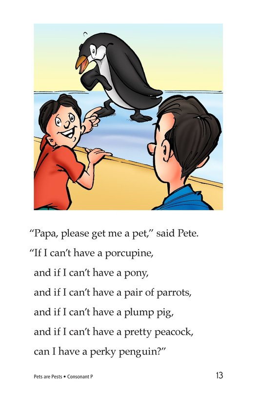 Book Preview For Pets Are Pests Page 13