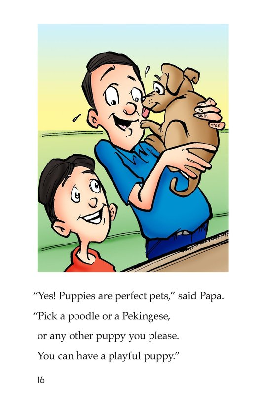 Book Preview For Pets Are Pests Page 16