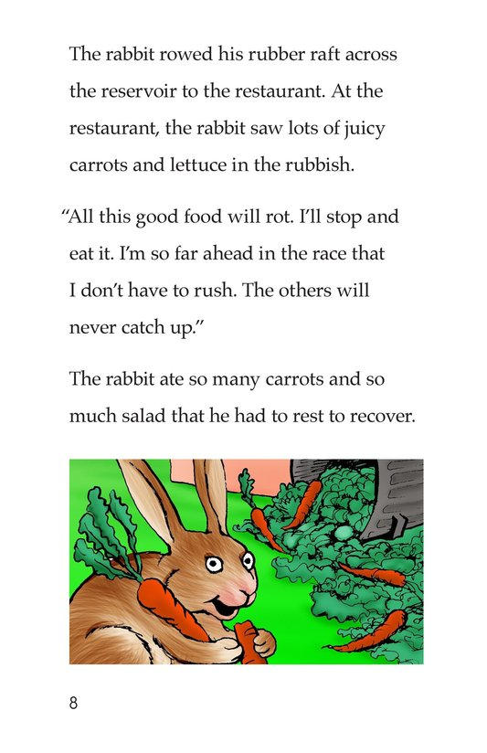 Book Preview For The Race Page 8