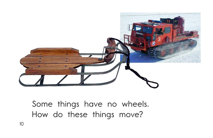 Book Preview For How Many Wheels? Page 10