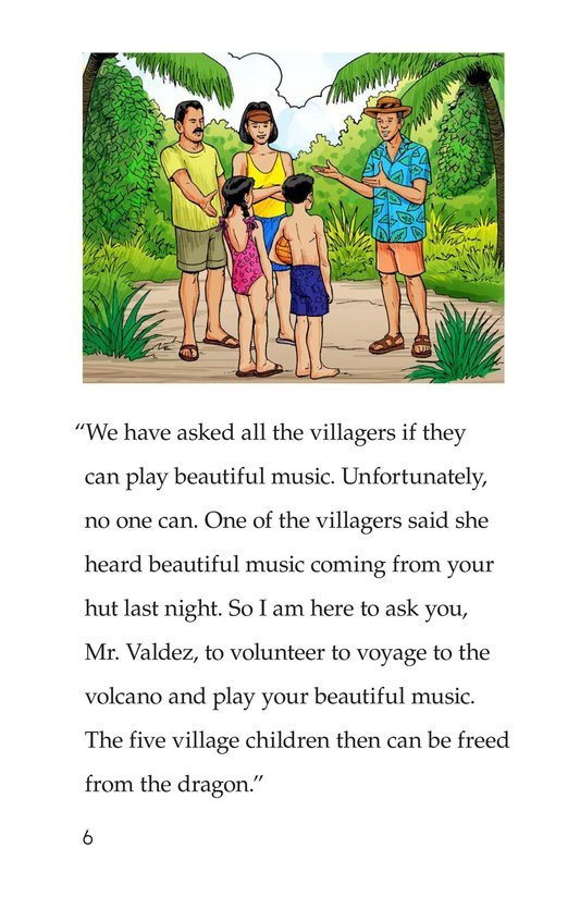 Book Preview For Vince and Vickie's Adventure Page 6