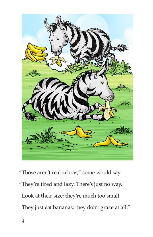 Book Preview For Two Crazy Zebras Page 4