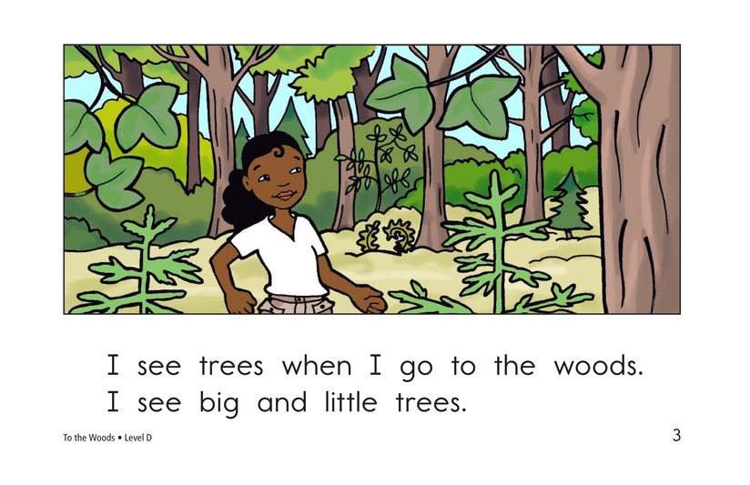 Book Preview For To the Woods Page 3