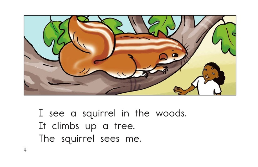 Book Preview For To the Woods Page 4