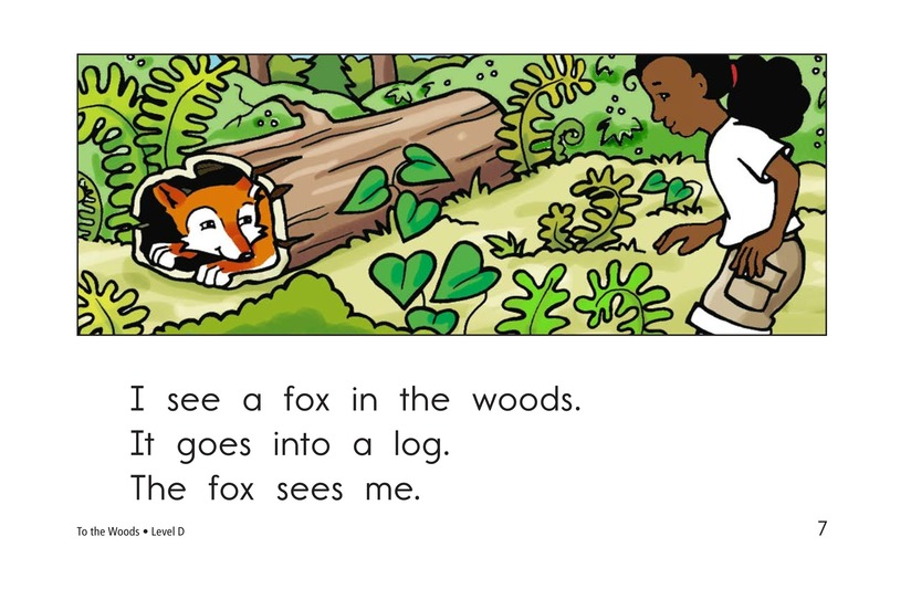 Book Preview For To the Woods Page 7