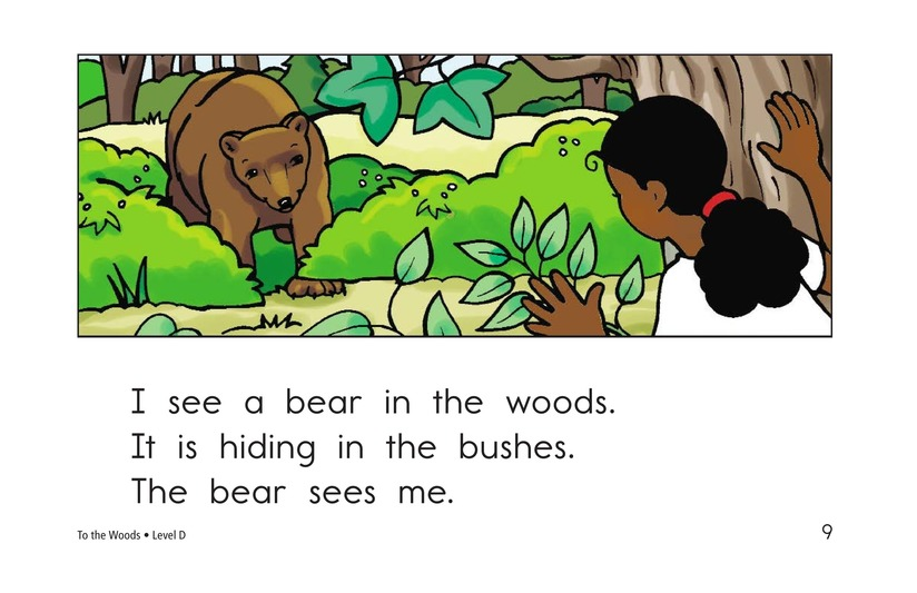 Book Preview For To the Woods Page 9