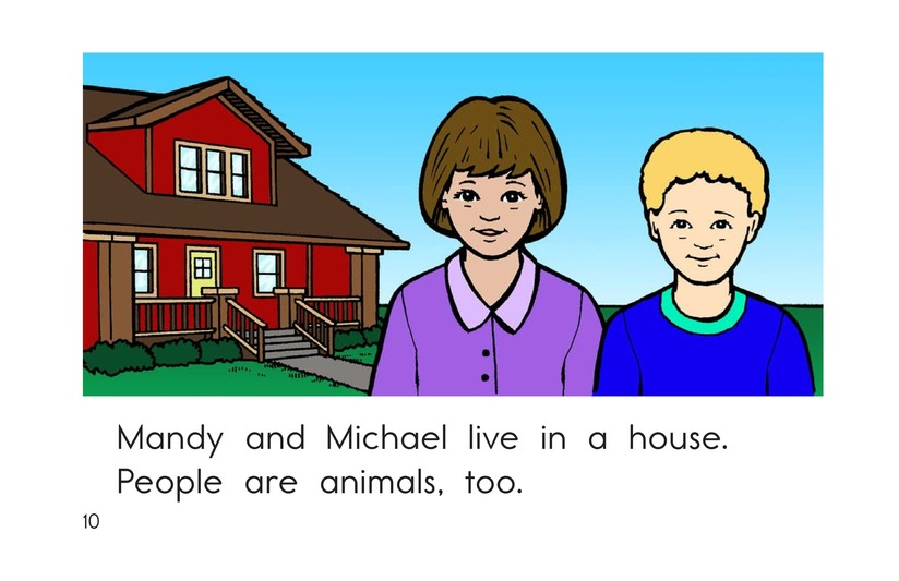 Book Preview For Where Animals Live Page 10