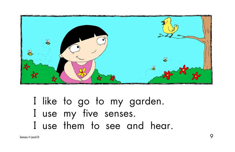 Book Preview For Senses Page 9