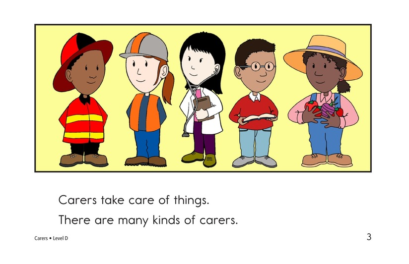 Book Preview For Caretakers Page 3