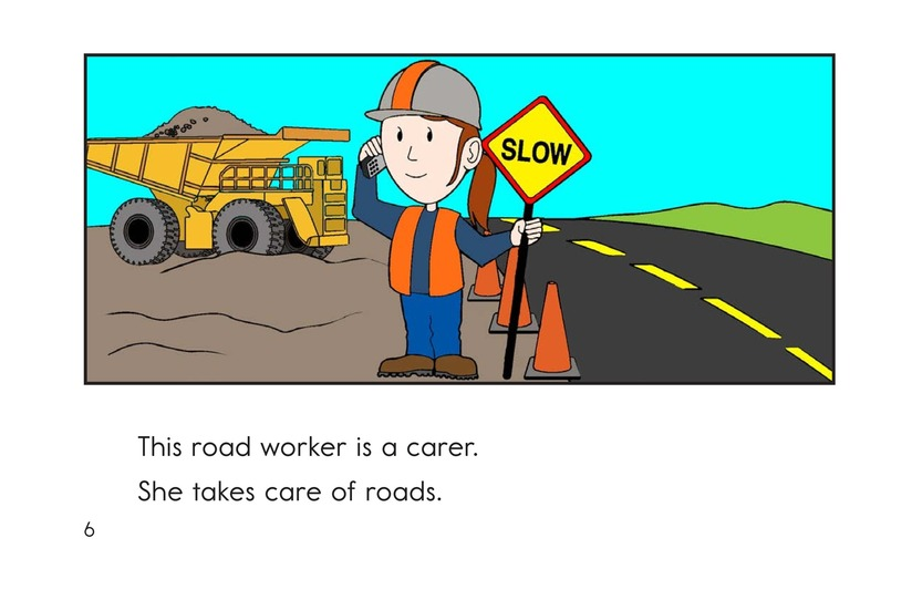 Book Preview For Caretakers Page 6