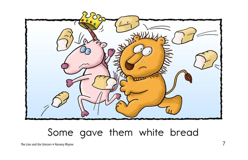Book Preview For The Lion and the Unicorn Page 7