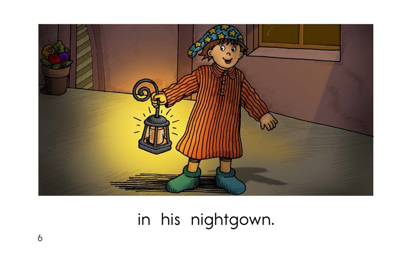 Book Preview For Wee Willie Winkie Page 6