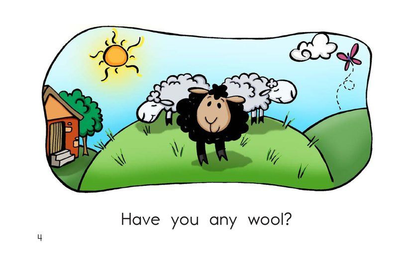 Book Preview For Baa Baa Black Sheep Page 4
