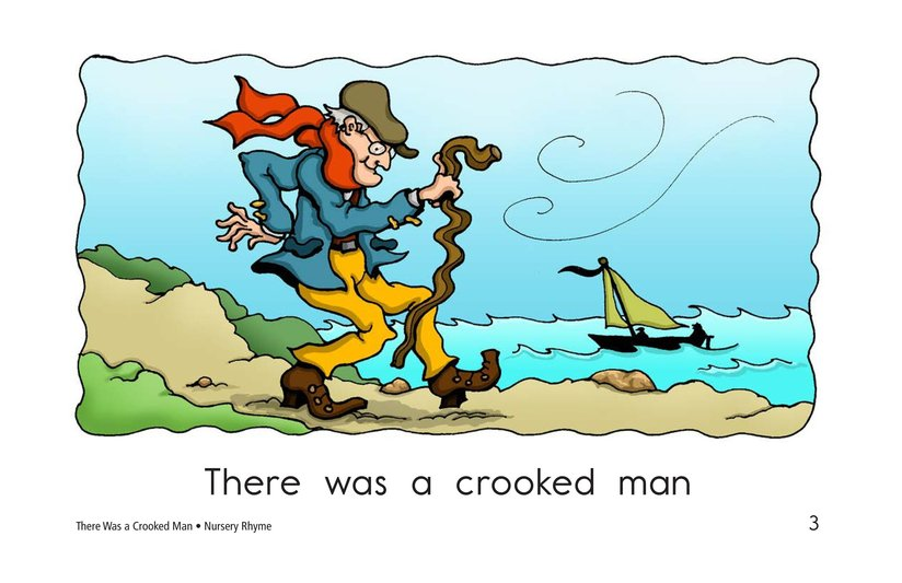Book Preview For There Was a Crooked Man Page 3