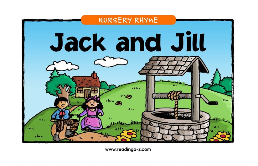 Book Preview For Jack and Jill Page 1
