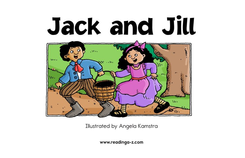 Book Preview For Jack and Jill Page 2