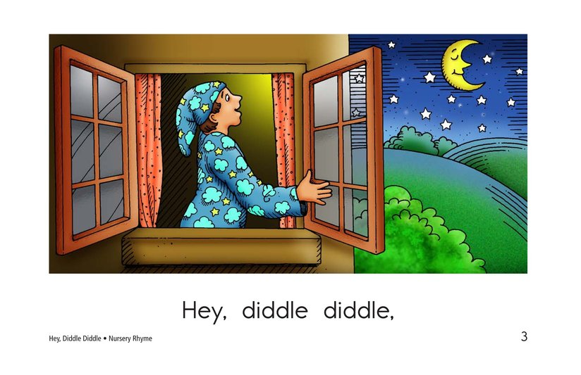 Book Preview For Hey, Diddle Diddle Page 3