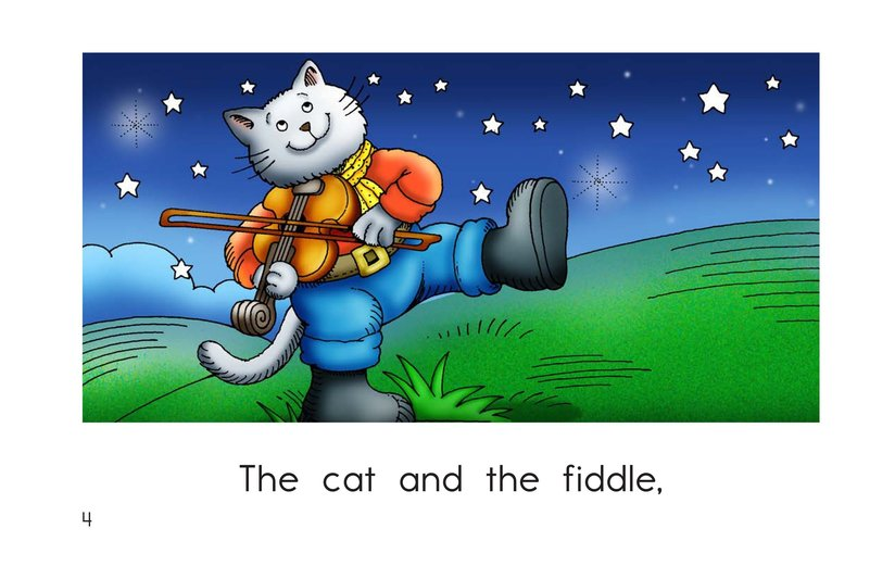 Book Preview For Hey, Diddle Diddle Page 4