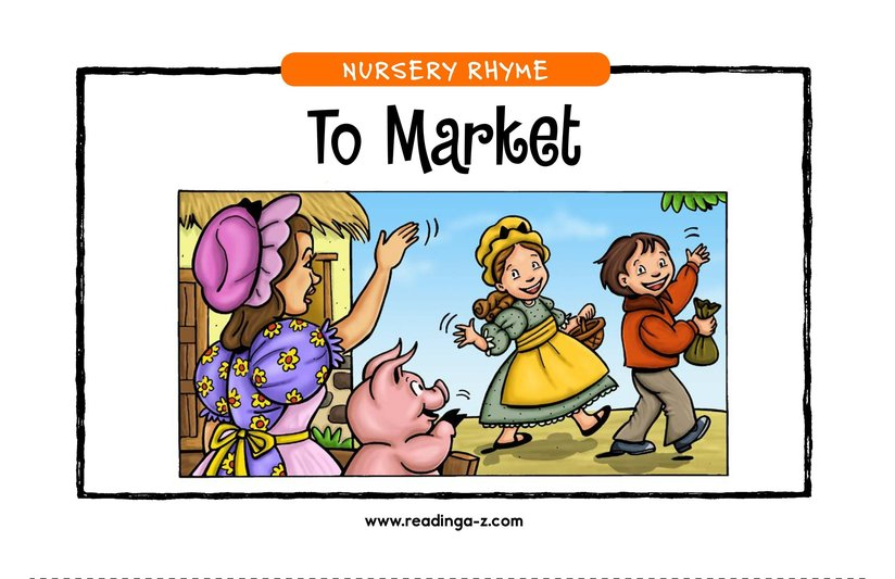 Book Preview For To Market Page 1