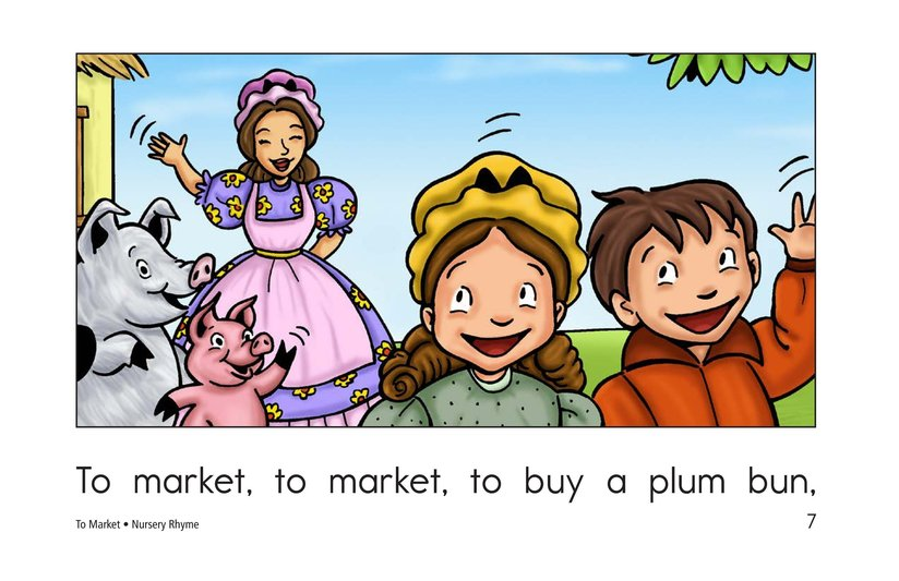 Book Preview For To Market Page 7