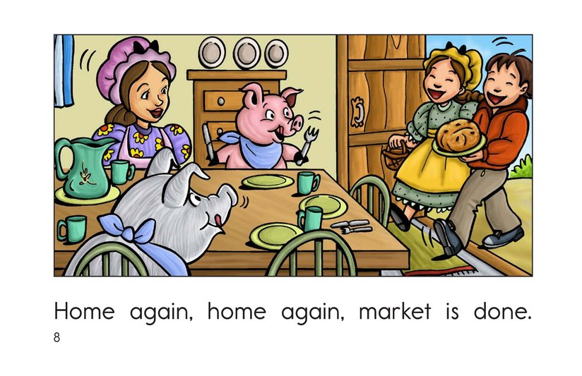 Book Preview For To Market Page 8
