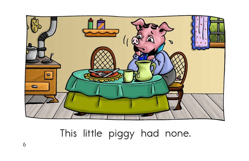 Book Preview For This Little Piggy Page 6