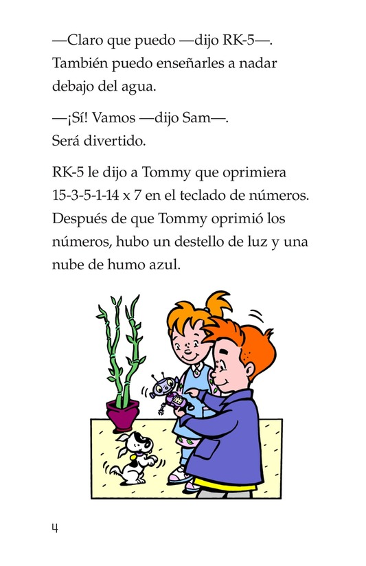 Book Preview For Tommy Goes to the Ocean Page 4