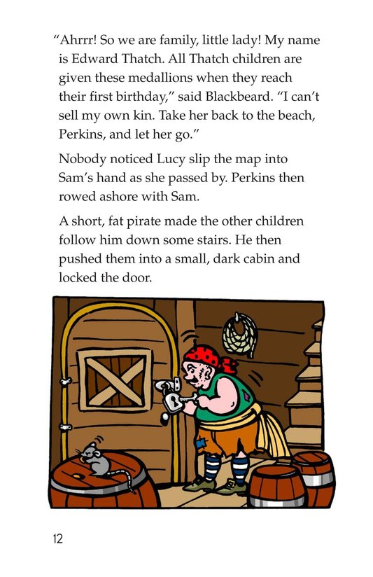 Book Preview For Tommy Goes to the Caribbean Page 12