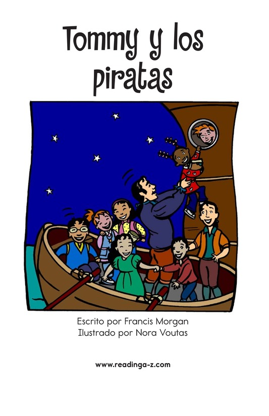 Book Preview For Tommy and the Pirates Page 2