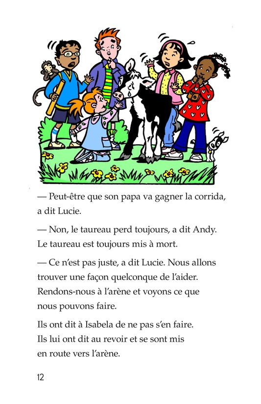 Book Preview For Tommy Goes to Spain Page 12