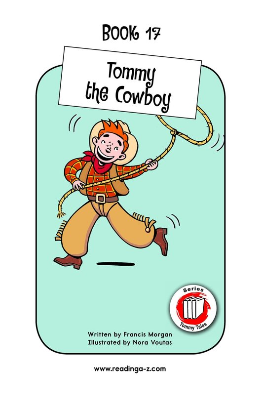 Book Preview For Tommy the Cowboy Page 1