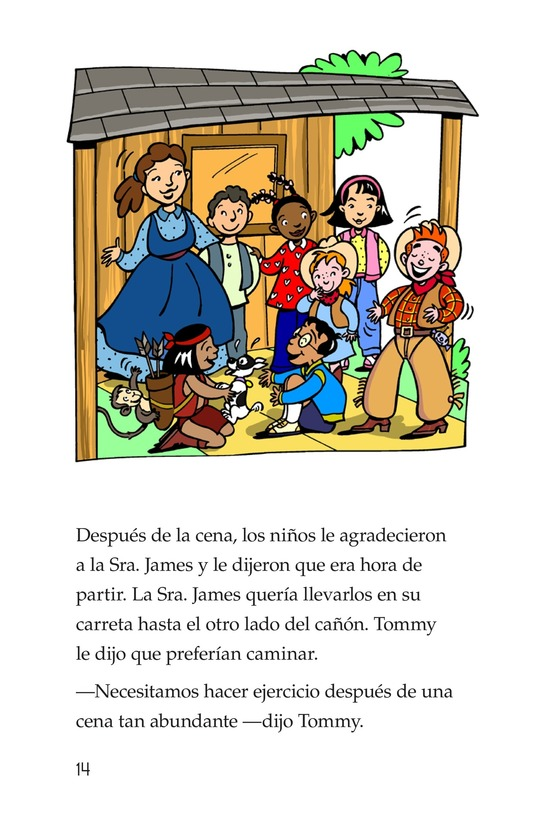 Book Preview For Tommy the Cowboy Page 14
